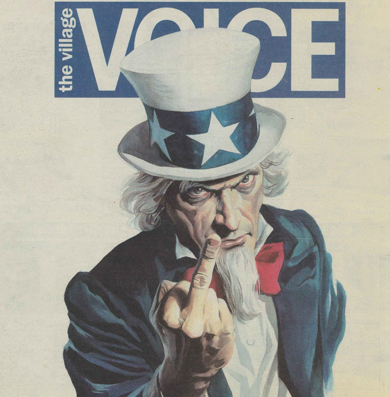 Uncle Sam by Alex Ross