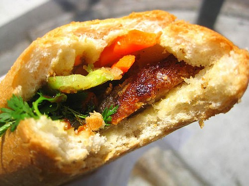 Inside this sandwich lurks a corporate entity.
