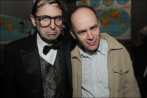 Neil Hamburger and Todd Barry