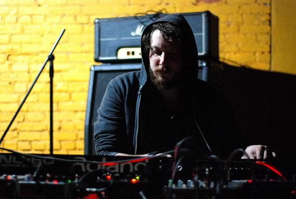 Oneohtrix Point Never photo by Nate Dorr