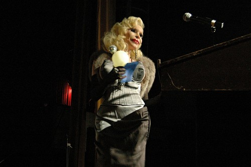 You get older, and Amanda Lepore stays the same age.
