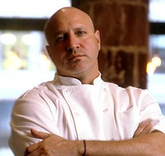 Out with the Craftsteak, in with the Colicchio & Sons.