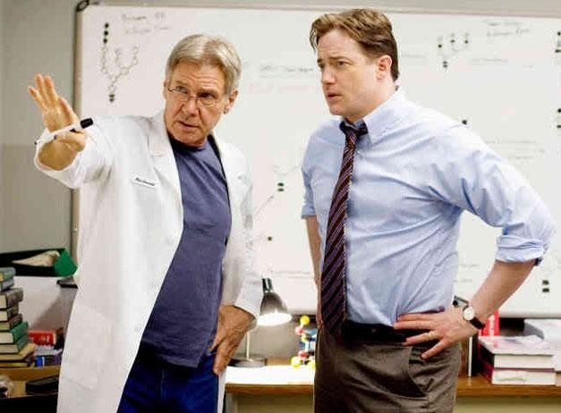 In Extraordinary Measures, Brendan Fraser and Harrison Ford Save the