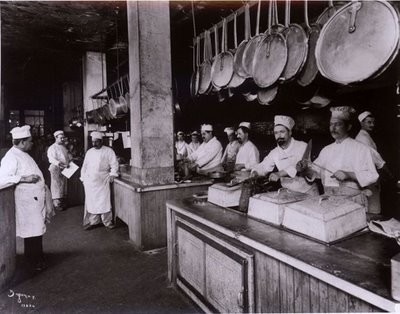New York's first restaurant was as locavore as it gets.