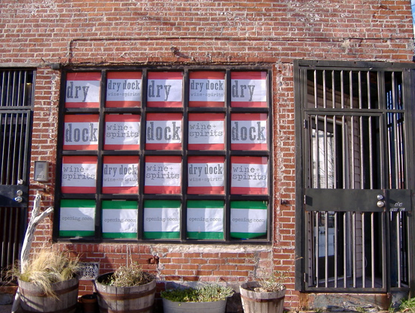 How many boutique wine shops can one neighborhood take?