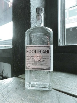 New York gets a new, old-timey vodka.