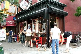 Former Gorilla workers welcome in the East Village.