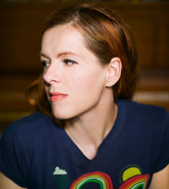 Neko Case: Totally excited to be one of Jakob Dylan's legs.