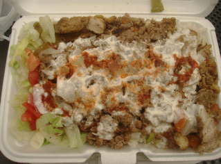Famous Falafel & Gyro's street meat: as renowned as its name suggests?