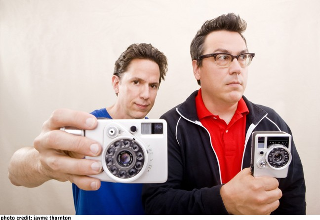 That's Flansburgh on the right