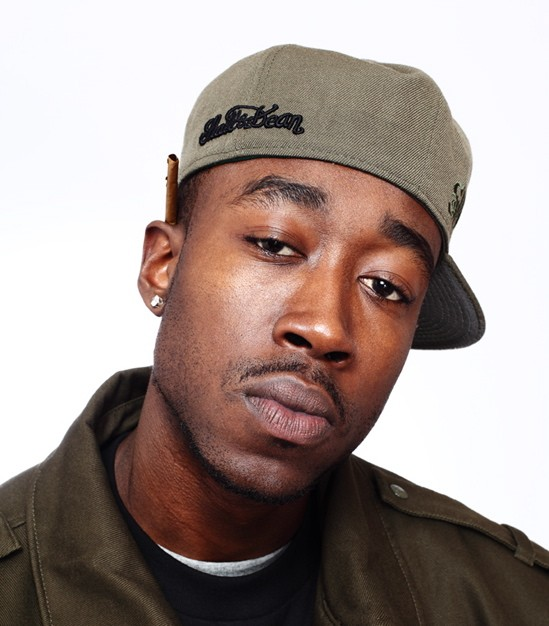 Freddie Gibbs, who could use a better promo picture. Photo by Alexander Richter.