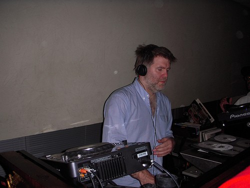 You want the Go-Go's, James Murphy will play the Go-Go's. Pics by Puja, more below.