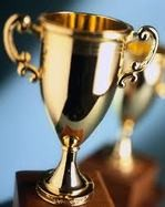 Here is an award. Ours will be better.
