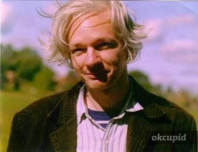 This photo, which appears on OKCupid, is credited to Martina Haris and was placed in the public domain on the instruction of Julian Assange.