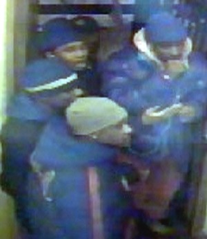 Suspects in Friday night Fort Greene shootings
