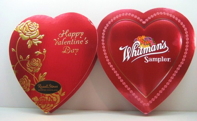 Life is like a box of (V-Day) chocolates?
