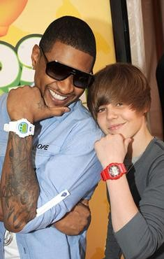 usher_and_justin