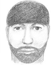 The rapey police sketch of Thomas.