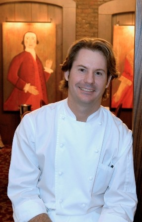 Craig Hopson will make you pasta primavera ... if you ask nicely.