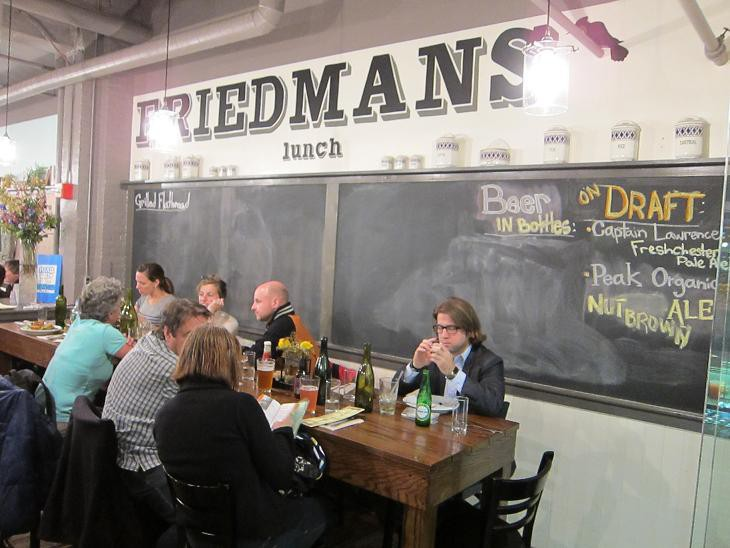 Our 10 Best Things to Eat at Chelsea Market | The Village Voice