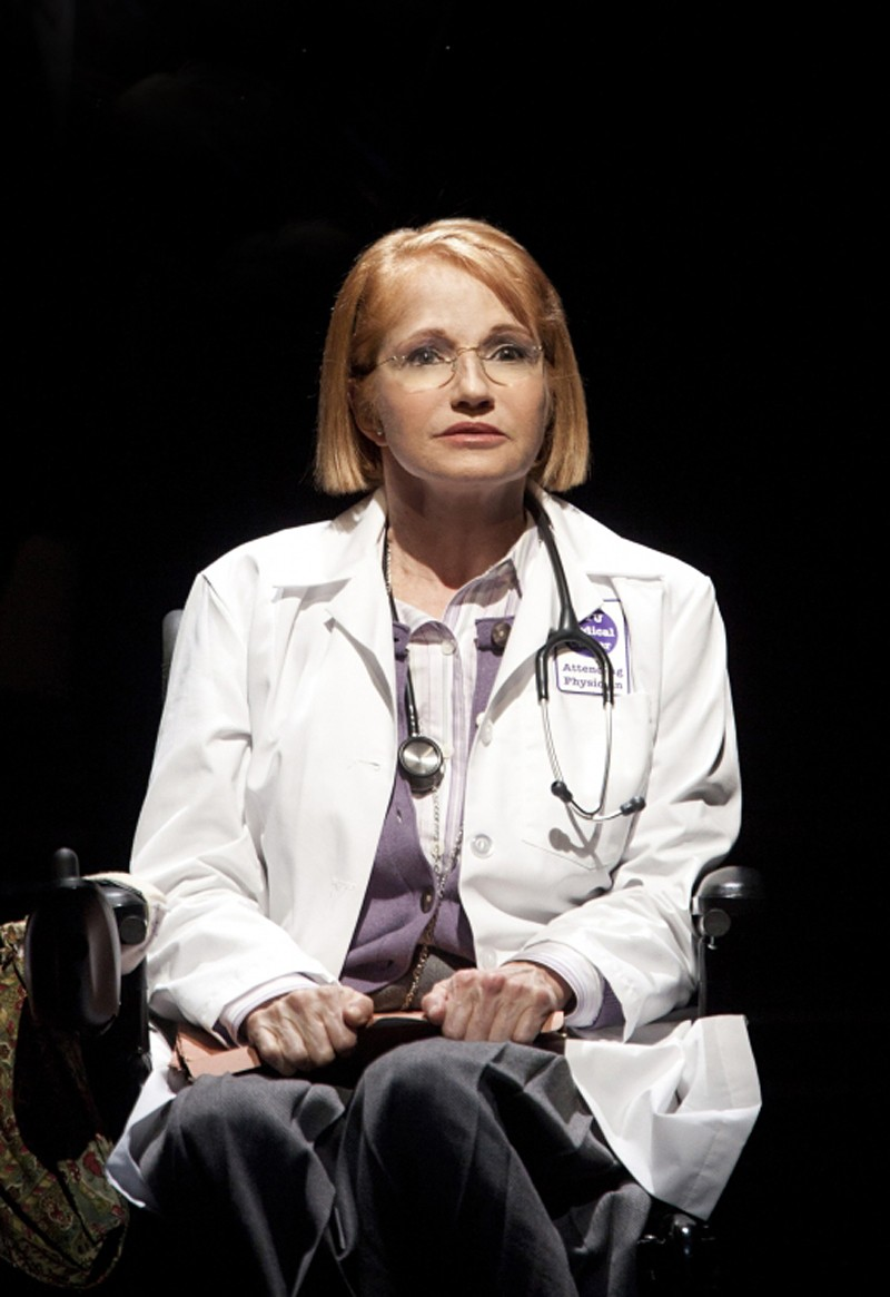 Ellen Barkin On Hollywood, AIDS, and The Normal Heart | The ...