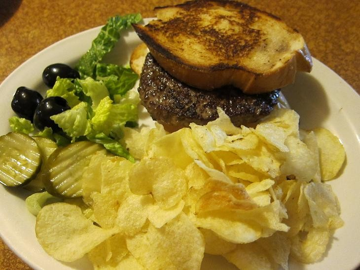 Wild And Crazy Burgers Of Northern California The