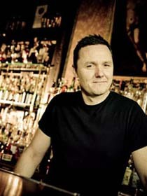 Sean Muldoon, international man of mixology
