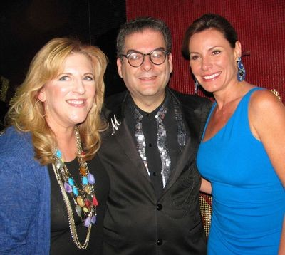 Lisa Lampanelli, me, Countess LuAnn