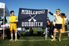 Middlebury is favored to win the World Cup.