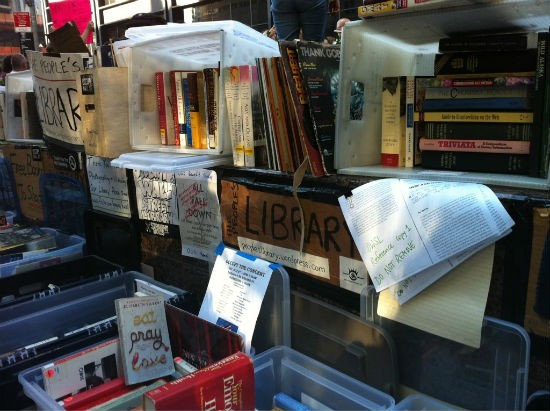 occupywallstreetlibrary