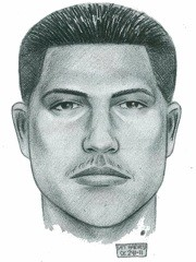 The fourth police sketch in connection to the Brooklyn sex attacks.