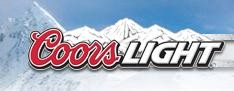 Coors Light: The coldest-tasting beer in the world, indeed
