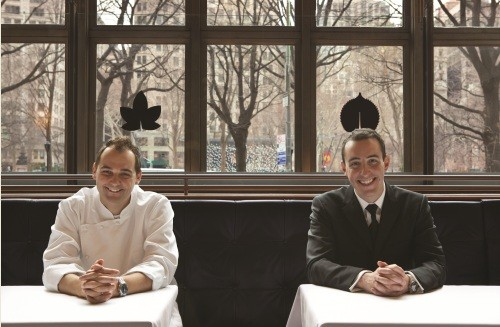 Daniel Humm and Will Guidara: always changing, always the same
