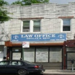 This law office was one of the properties sold at last Friday's Queen's auction
