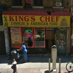 King's Chef Chinese restaurant is facing potential foreclosure