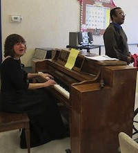 Jewish Guild For The Blind Hires Back Music Therapist For
