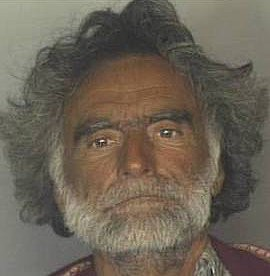 """Ronald Poppo had much of his face eaten off by a naked, unarmed cannibal. Poppo is in critical condition, but is expected to survive. The naked cannibal went down in a fatal """"hail"""" of police bullets."""