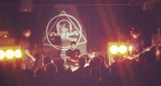 The Young Widows play St. Vitus.