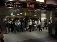 How to Survive Penn Station Without Really Tryng