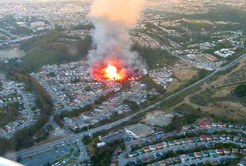 The kind of devastating explosion that rocked San Bruno in 2010 could never happen here in New York, because our pipeline overlords are just too conscientious.