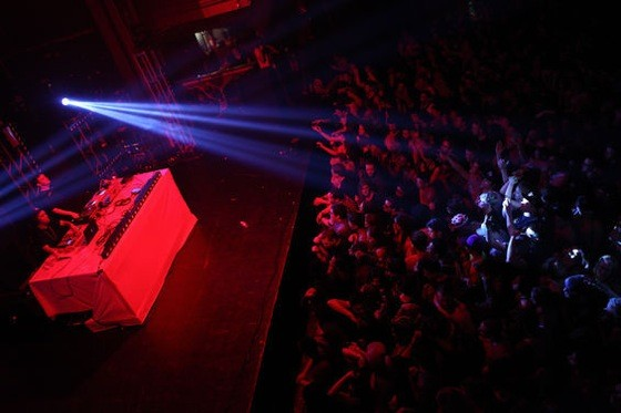 TNGHT at Webster Hall. See more of Laura June Kirsch's photos here.