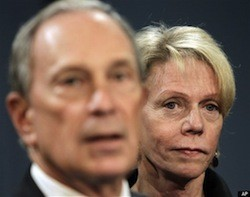 All legal avenues exahusted, Bloomberg must make public emails concerning the hiring of Cathie Black.