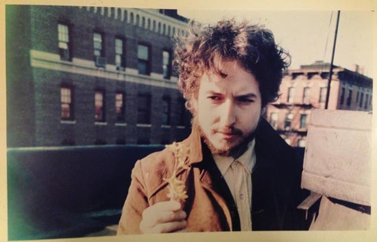 Dylan during the Self Portrait/New Morning era