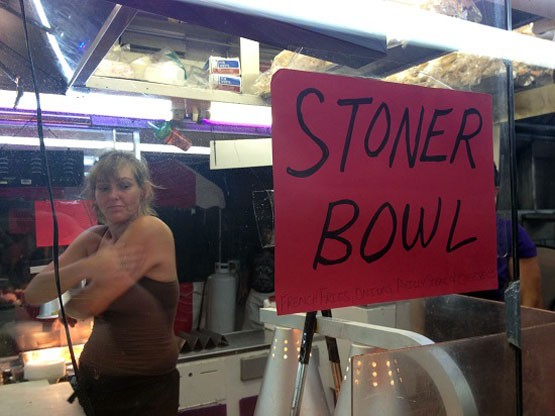 """Wondering what's in a """"stoner bowl""""? Keep reading."""