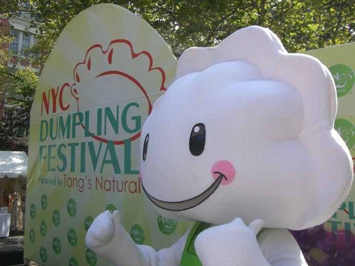 Think you have it takes to win a dumpling eating contest? Find out on September 28th at Sara D. Roosevelt Park