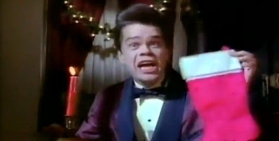 """Buster Poindexter is """"Hot Hot Hot"""" for Santa!"""