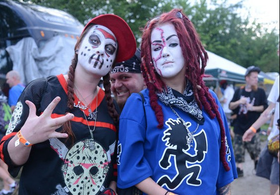 """""""Juggalos"""" are now 20 years old."""