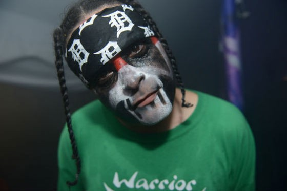 A Juggalo from 2013's Gathering
