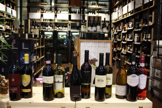 Enjoy the wine of Umbria this week at Eataly
