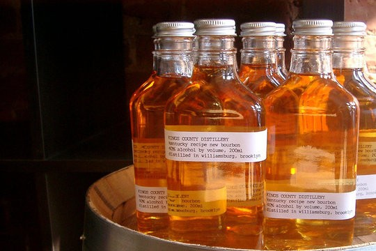 Learn all about NYC's Whiskey Wars this Weekend and enjoy a tasting, too